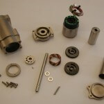 Prototype Water Pump Component Set