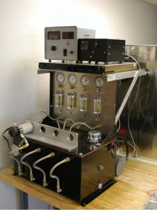 Accelerated Life Test Rig