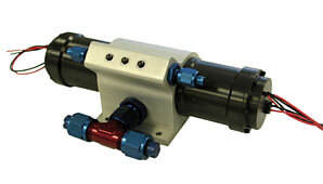 positive displacement gerotor pumps, Dual Fuel Metering Pumps, Made in the USA