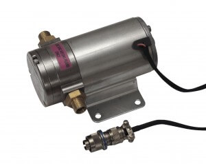 Hydraulic Transfer Pump for Jet Aircraft