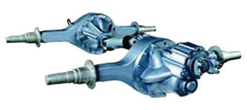 auto-reversing gear pump For Axle Lubrication, Trucking Industry